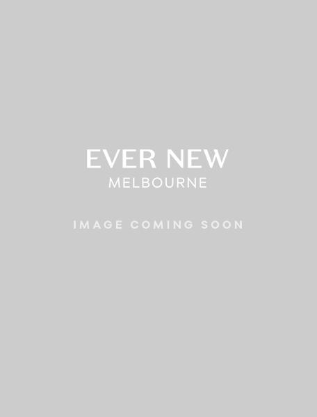 Rickie Bardot flounce sleeve dress Back Image