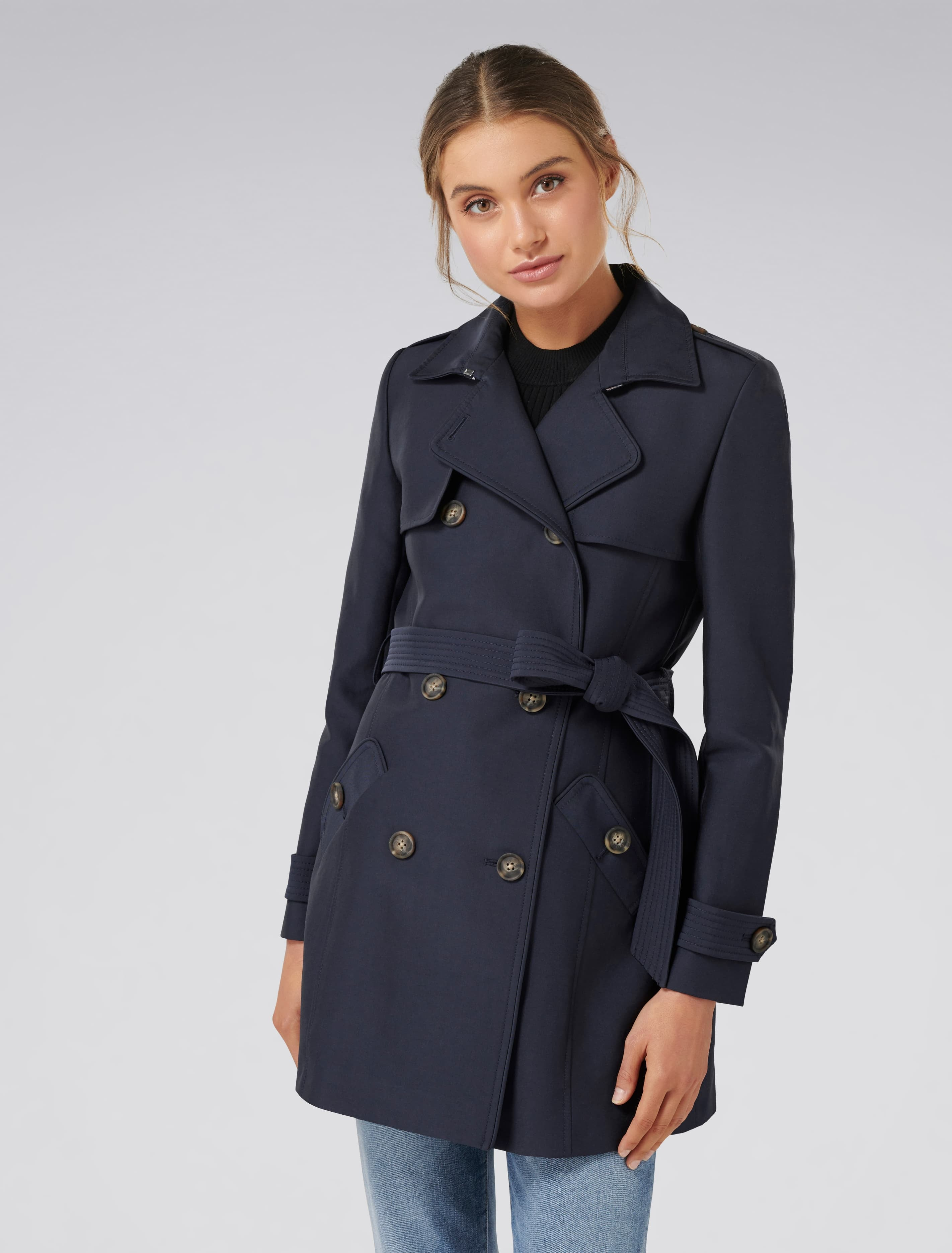 Ever New Aaliyah Trench Coat