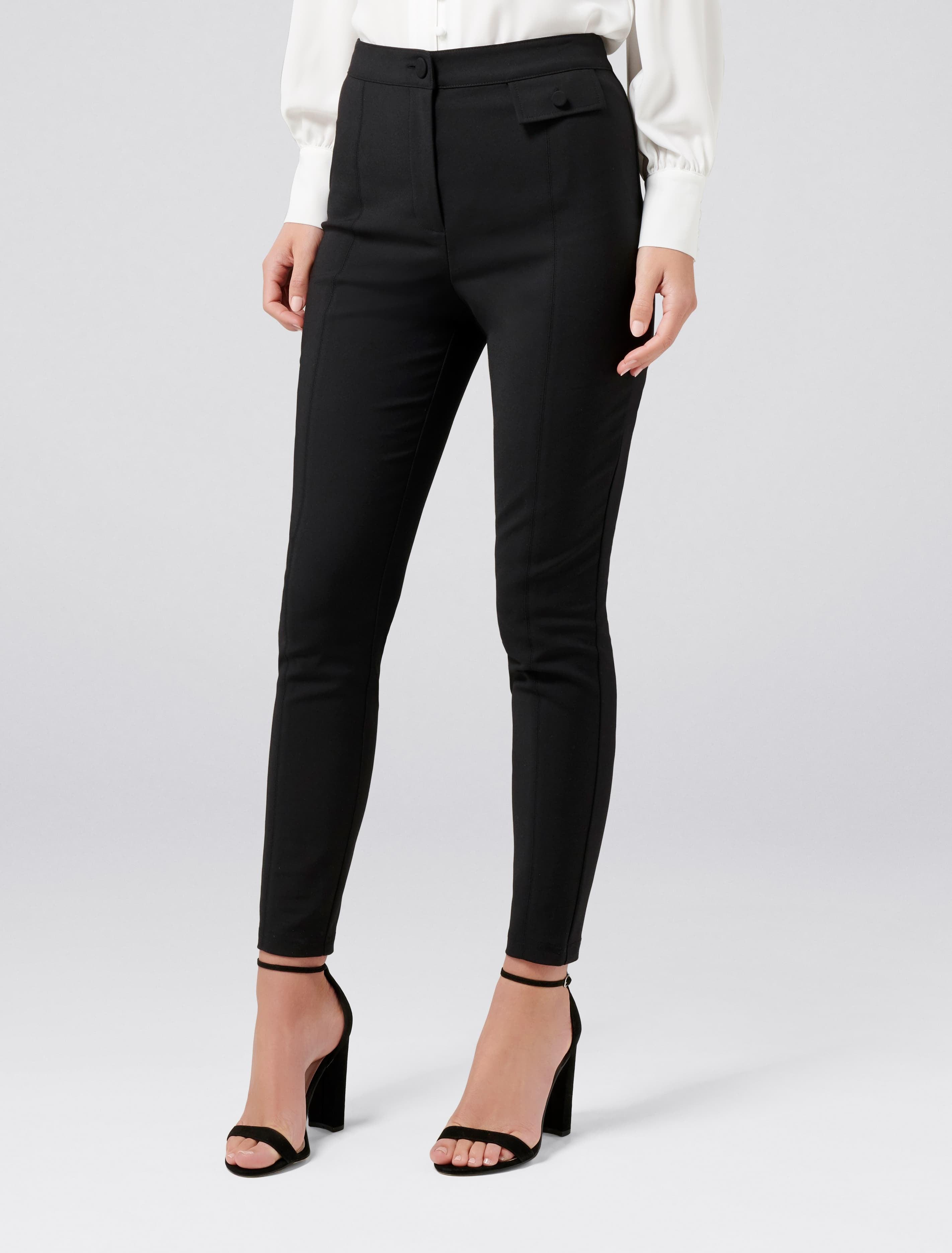 Ever New Laura Pocket Detail Pintuck Pants