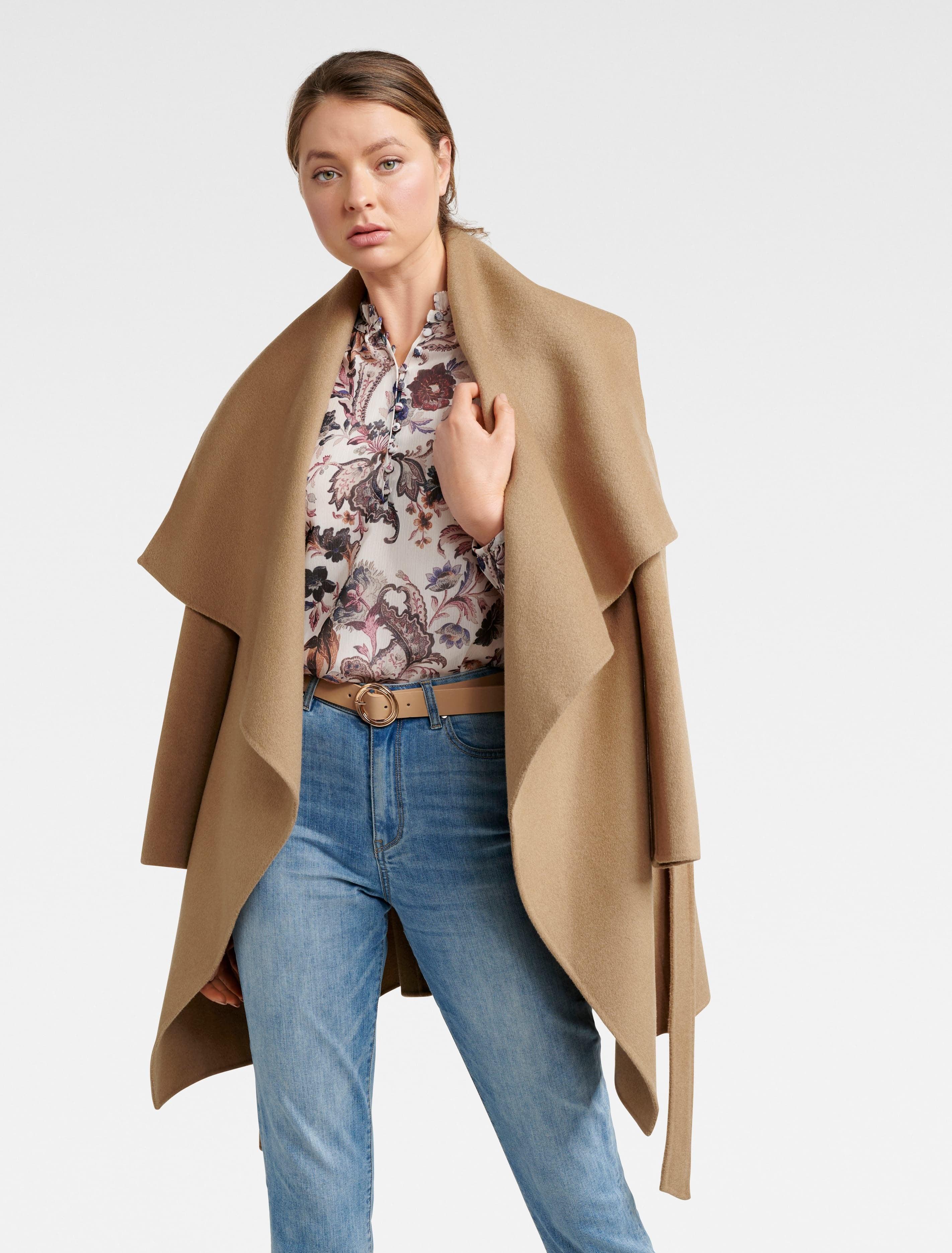 Ever New Pearl Wrap Coat