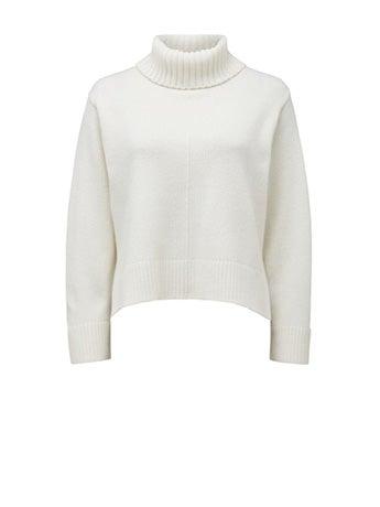 Tori Roll-Neck Sweater