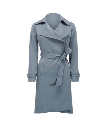 Kim Petite Trench Coat