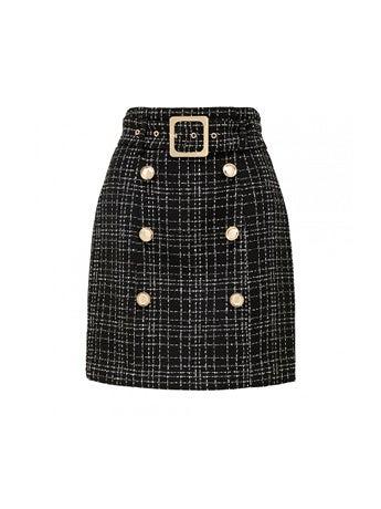 Sunny Boucle Skirt
