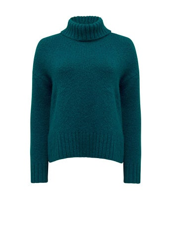 Frankie Roll Neck Sweater