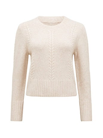 Freya Cable Sweater