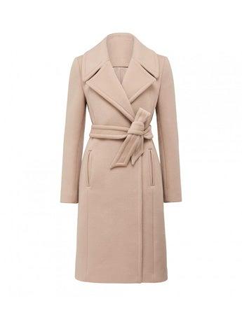 Florence Wrap Coat