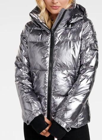 Kylie Down Puffer Coat