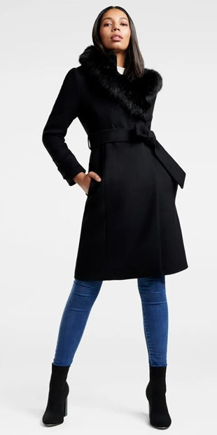 Lola Hooded Coat
