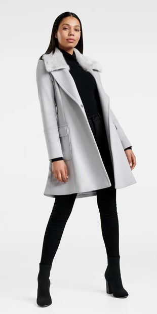 Susane Wrap Coat
