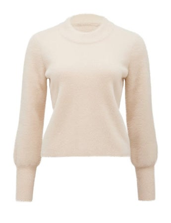 Audrey Fluffy Sweater