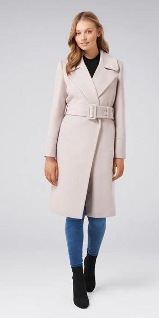Bella Wrap Coat
