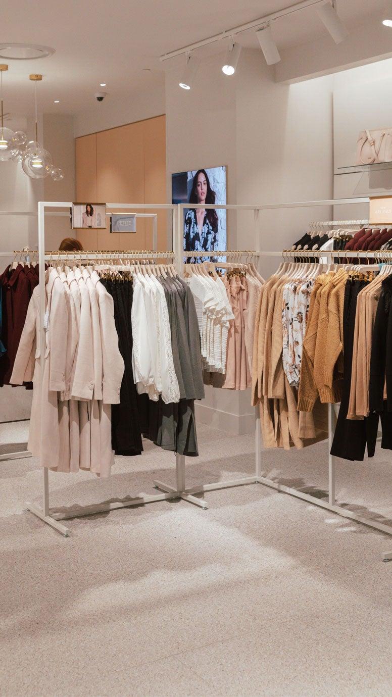 Ever New Calgary Store