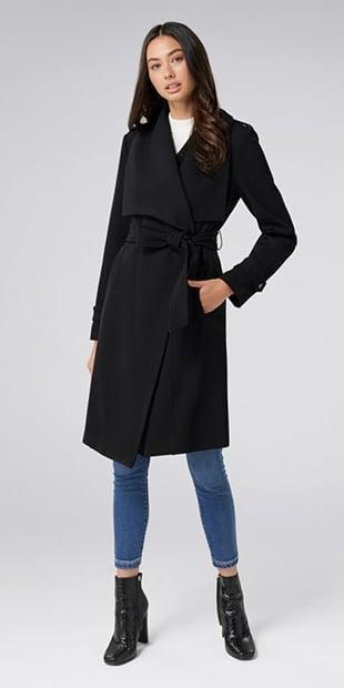 Dakota Trench Coat
