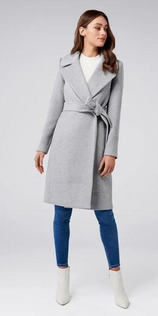 Ella Wrap Coat