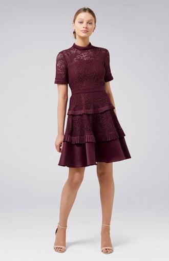 <b>Raine</b><br />Petite Prom Dress