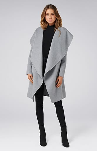 <b>Sadie</b><br />Waterfall Coat