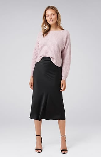 <b>Charlie</b><br />Pointelle Sweater