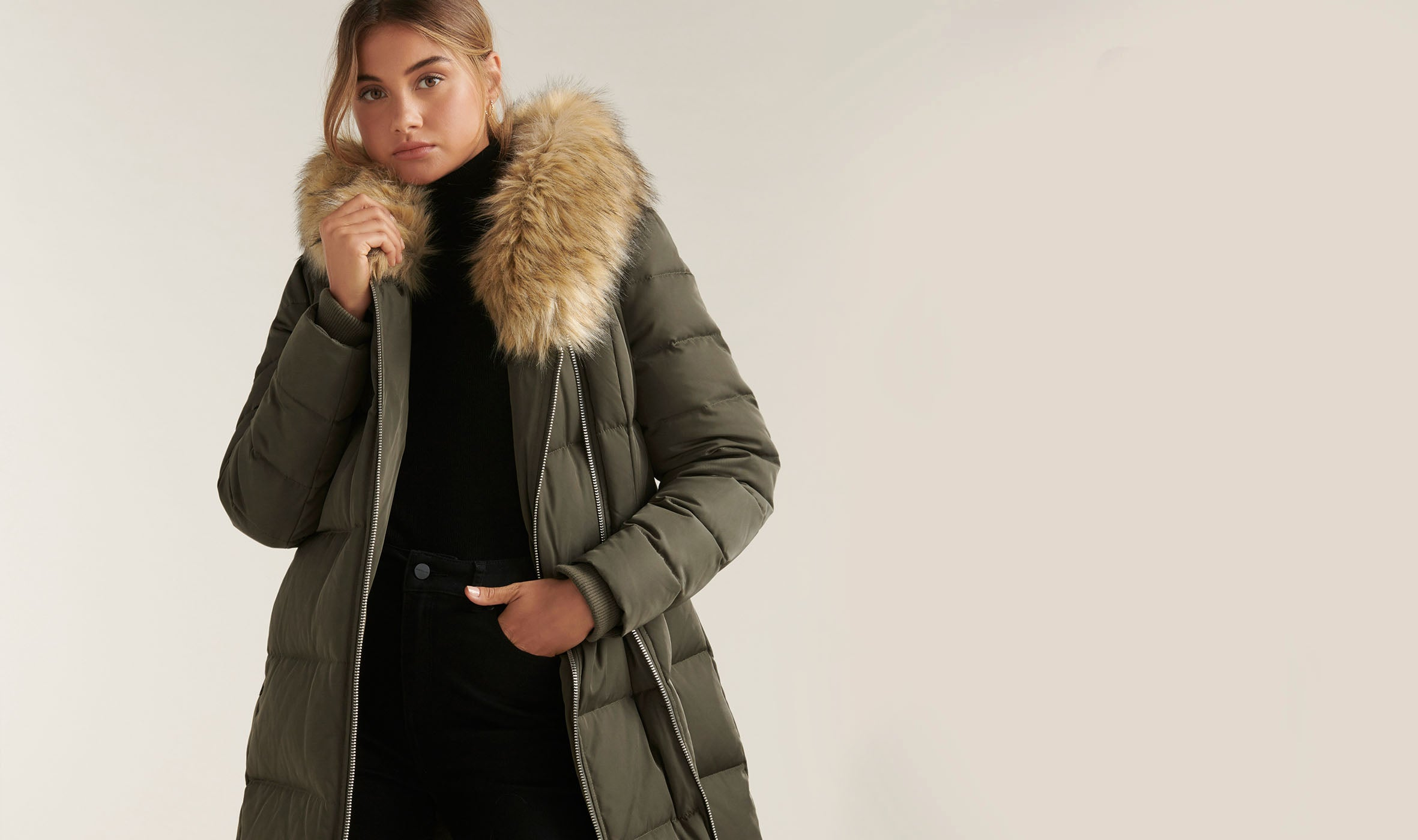 SHOP JACKETS & COATS