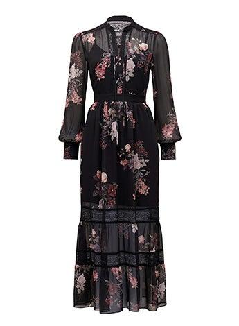 Pipa Lace Maxi Dress