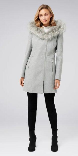 Prue Hooded Coat