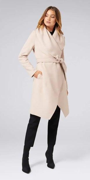 Sadie Waterfall Coat