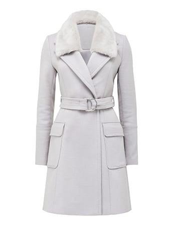 Suasne Wrap Coat