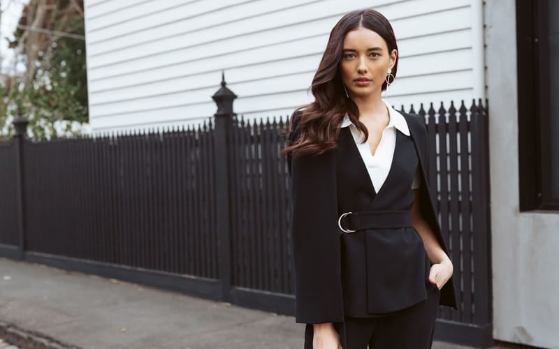Workwear Edit Dresses Blazers