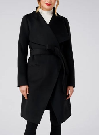 Megan Wrap Coat