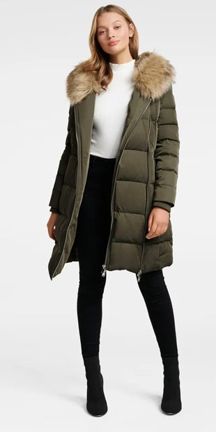 Cindy Puffer Coat