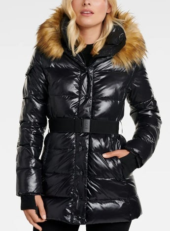 Karlie Down Puffer Coat