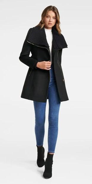 Penny Biker Coat