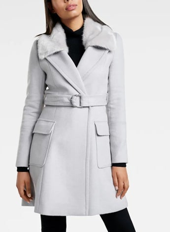 Suasne Wrap Coat