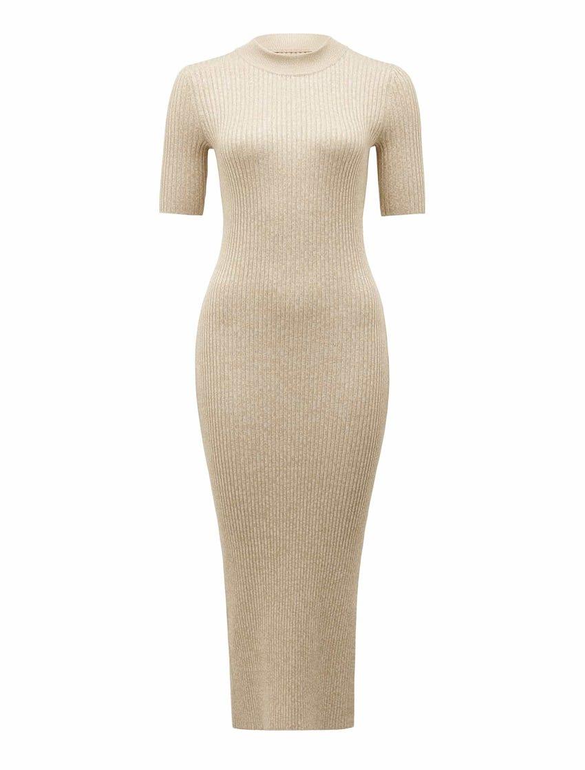 Jazmin Rib Tee Knit Dress