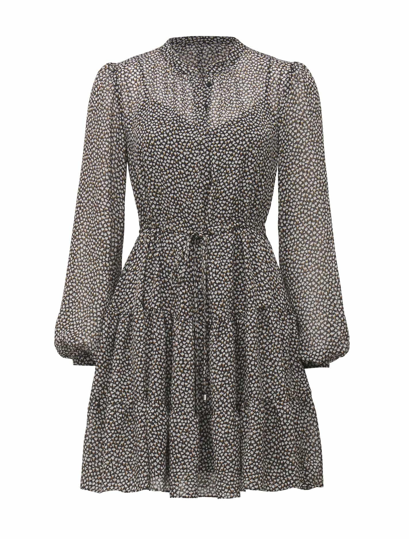Irene Smock Dress