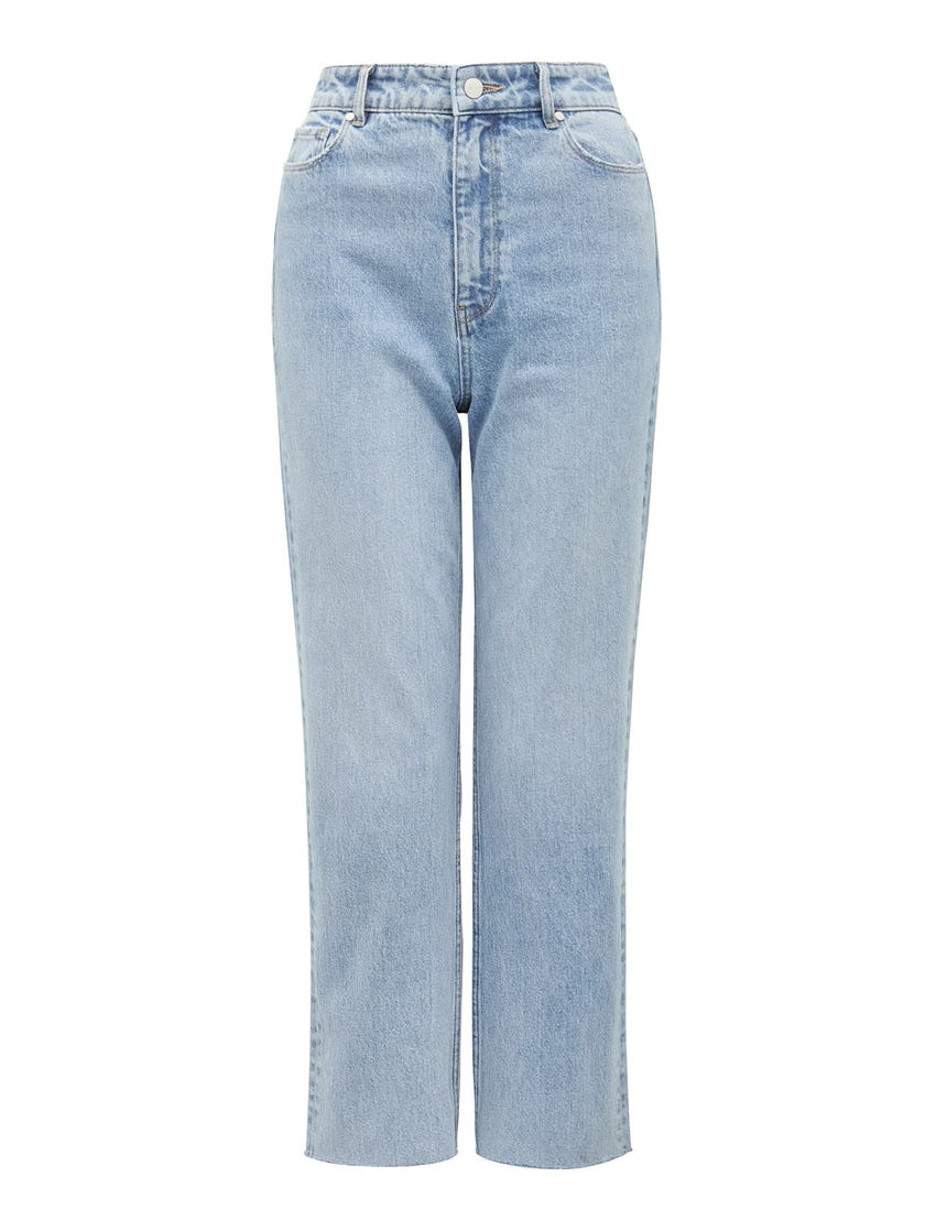 Tilly High Rise Straight Jean