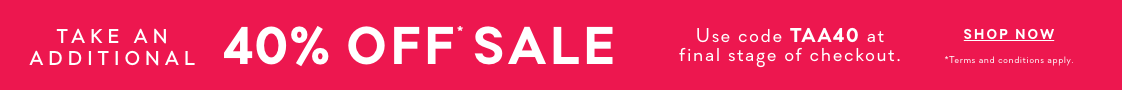Take an Additional 40% Off on Sale Styles | Ever New