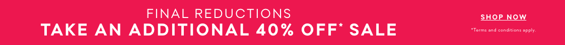 Final Reductions Take an Additional 40% Off Sale - Ever New, Women's Clothing