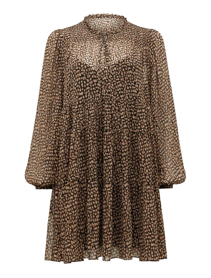 Ebony Smock Dress