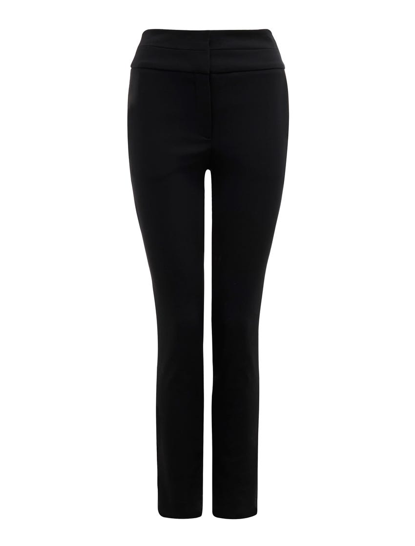 Georgia Petite High-Waist Pants