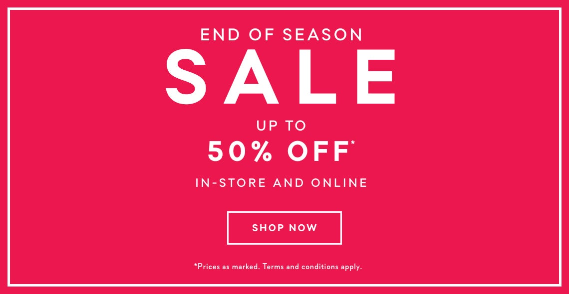 Ever New| End of Season Sale