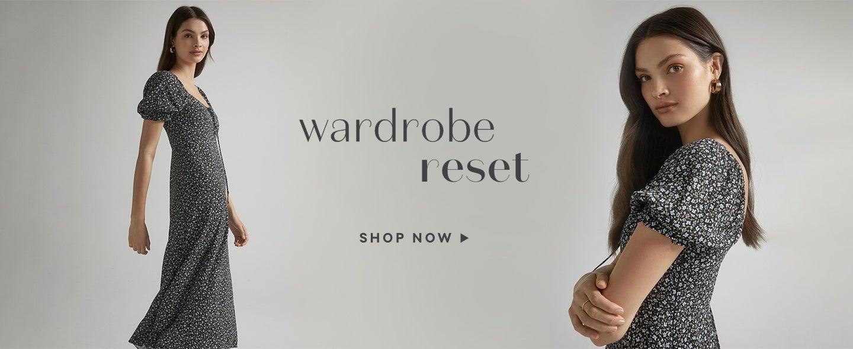 Ever New| Wardrobe Reset