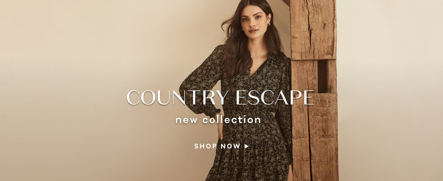 Ever New | New Collection | Country Escape