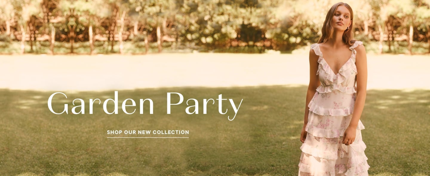 Garden Party | Shop Ever New New Collection