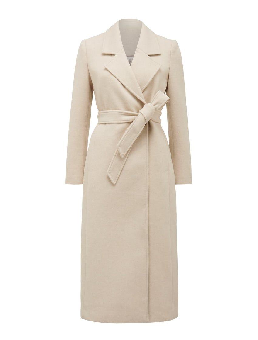 Isla Wrap Coat