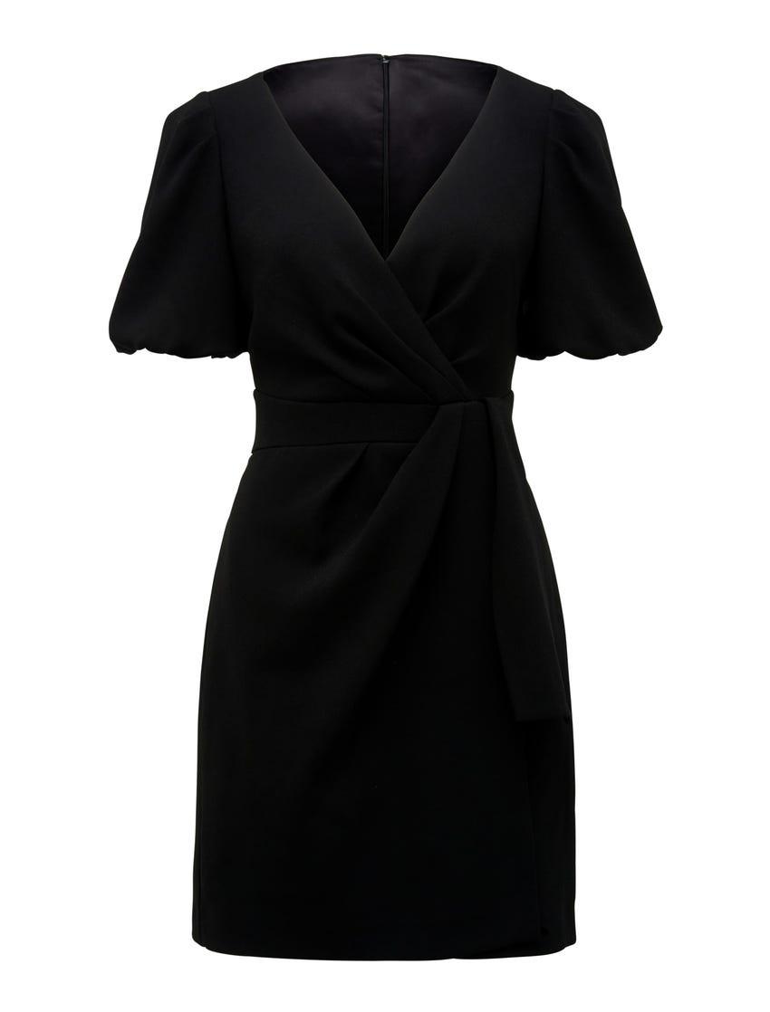 Jessie Wrap Detail Dress