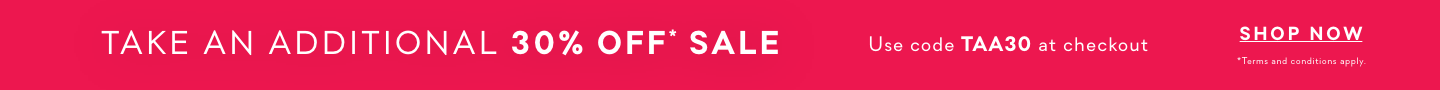 Take an Additional 30% Off on Sale Styles | Ever New