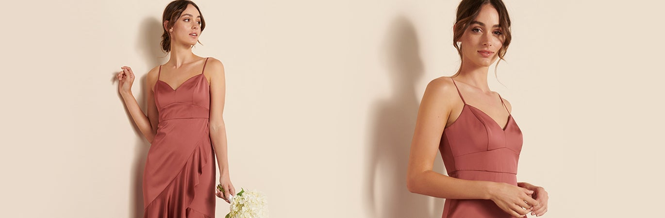 Dresses for bridesmaids