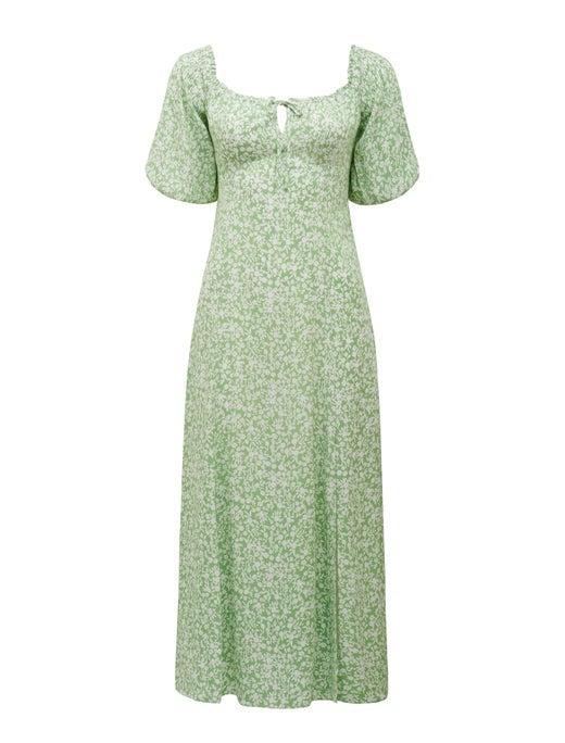 Carla Off-Shoulder Midi Dress