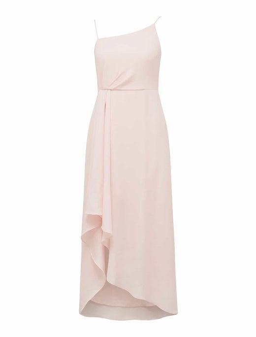 Danielle Petite Strappy Maxi Gown