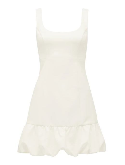 Esmeralda Bubble Hem Dress